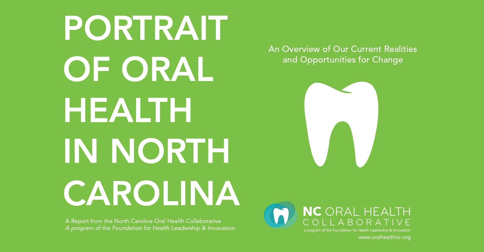 Portrait of Oral Health in North Carolina