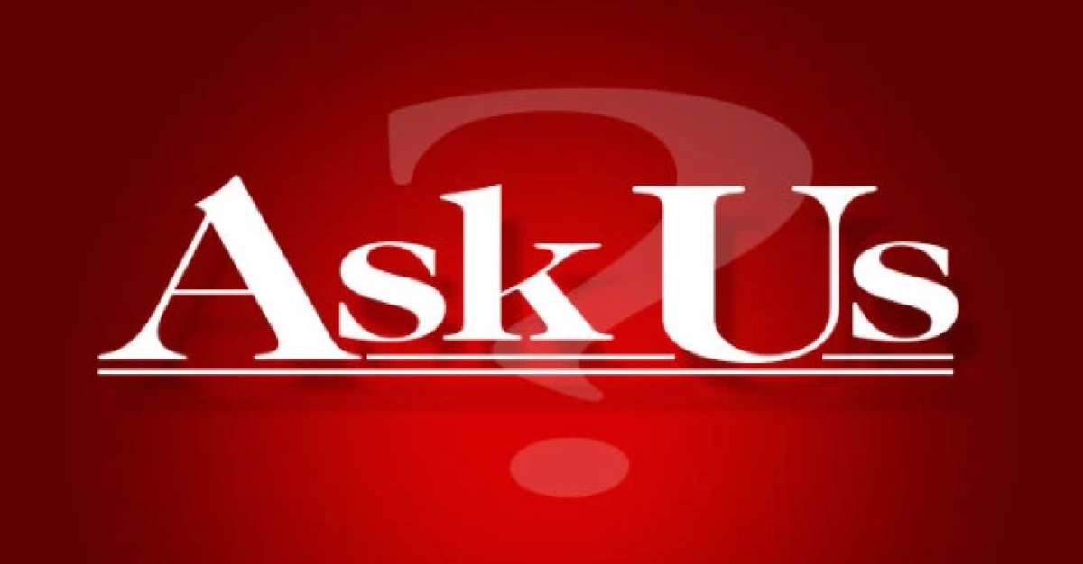 Ask Us graphic from the Salisbury Post