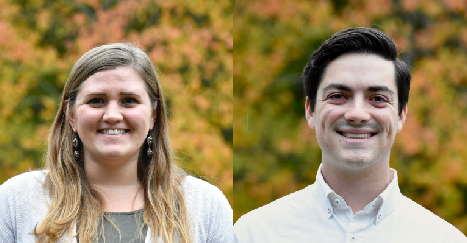Meet the Staff: Kelsey Ross Dew and Brady Blackburn