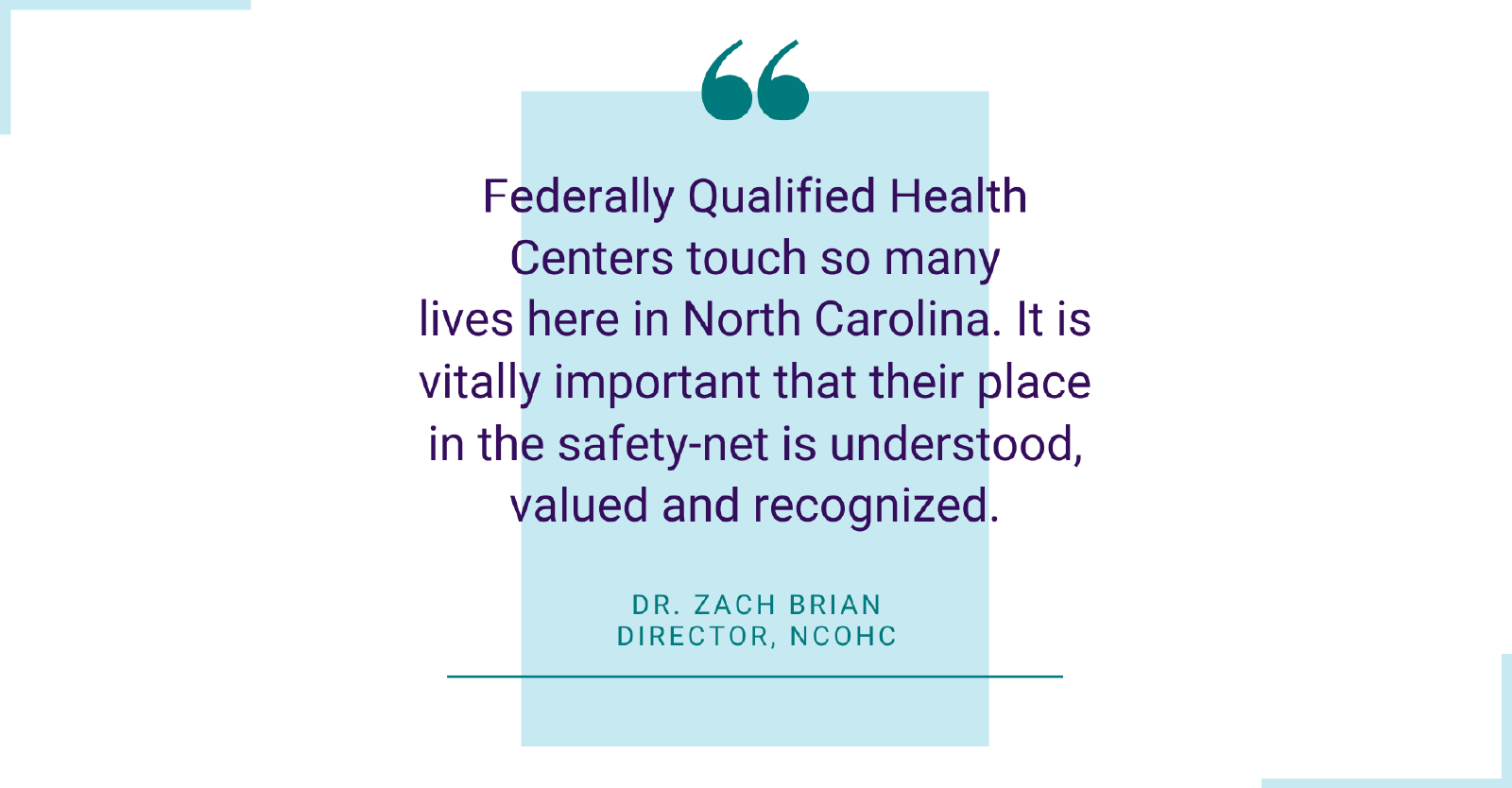 Federally Qualified Health Centers: What Are They and Why Do They Matter?