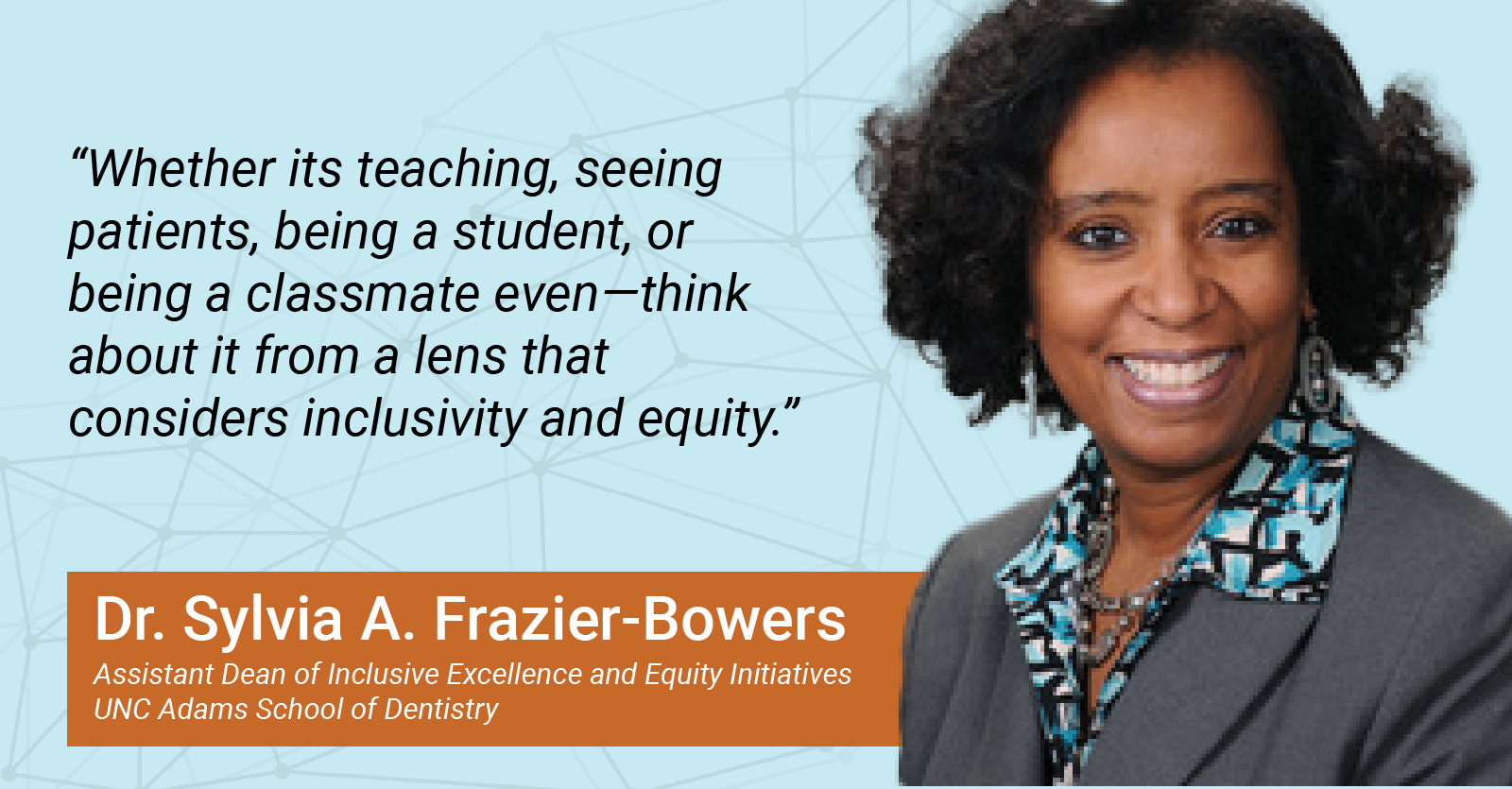 Teaching Equity in Dentistry